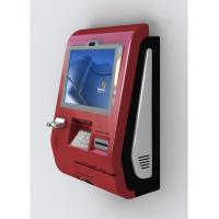 Buy cheap Wall Mounted Touch Screen Bank Atm Teller Machine Payment Kiosk from Wholesalers