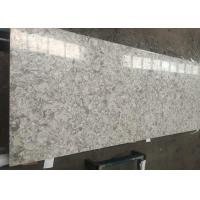 Buy cheap Natural Stone Looking Quartz Composite Worktops , Custom Cut Stone Table Top from Wholesalers