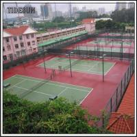 Buy cheap Public Indoor Tennis Courts and Field Club Center Flooring from Wholesalers