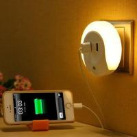 LED Lights Wholesale LED Products Indoor Lighting With Dual USB Port For Charging
