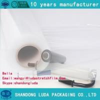 Buy cheap Advanced transparent tray plastic stretch film from Wholesalers