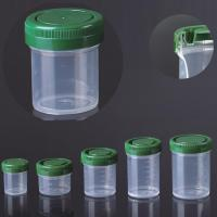 China Biological microscope 20ml - 250ml Histology Specimen Container, 0.66OZ/ factory