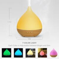 Buy cheap Wooden Essential Oil Humidifier from Wholesalers