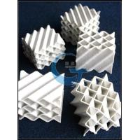 Structured corrugated packing