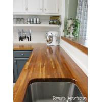 China Wooden Countertops Pros And Cons on sale