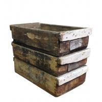 Buy cheap Rustic Wooden Crates from Wholesalers