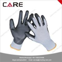 Buy cheap PU engineering components handling glove from Wholesalers