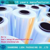 Buy cheap Export tray transparent packaging film from Wholesalers