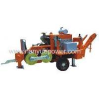 Buy cheap 180kN Hydraulic Cable Puller cable pulling tools cable pulling winch equipment manufacturers from Wholesalers