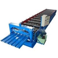 Sheet Metal Glazed Tile Roll Forming MachineWith 4 Tons High Capacity