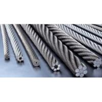 Buy cheap stainless steel wire for rope or cable from Wholesalers