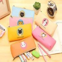 ECO-friendly Cheap Wholesale Promotion Shine Transfer Printing for Plastic ABS Pencil Case Cover