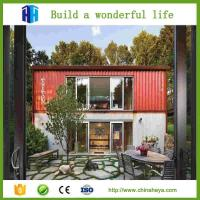 2017 portable type new fashion styles container house to school
