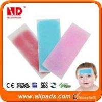 Physically gel cooling patch for baby and adults Fever reducing