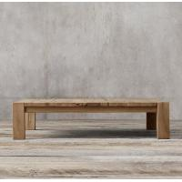 Buy cheap RUSSIAN OAK PARSONS COFFEE TABLE from Wholesalers