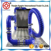 High termperature and high pressure resistance auto silicone hose