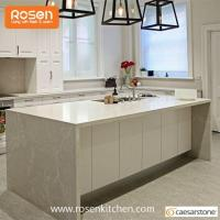 Buy cheap Discount Caesarstone Natural Quartz Surface Bathroom Benchtops and Countertops from wholesalers