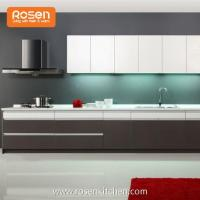 Buy cheap Best Quality DIY Plywood White Melamine Kitchen Cabinets from wholesalers
