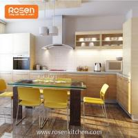 Buy cheap Best Quality Modular Small Painting Melamine Remodel Kitchen Cabinets from wholesalers