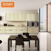 Buy cheap DIY Best New Design Ready Made Glass Door Inserts Kitchen Cupboards from wholesalers