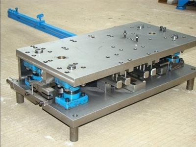 China stamping tooling FQ-T-BG factory
