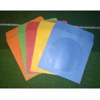 Buy cheap COLOR PAPER CD SLEEVE from wholesalers