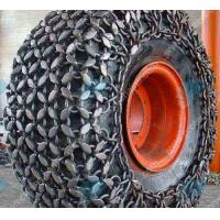 Loader tire chains/tire chains/chains made in China