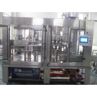 Buy cheap Fruit Pulp Filling and Packaging Line from Wholesalers