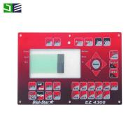 Digital Color Laser Printer Membrane Switch With Metal Dome