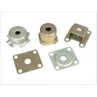 Laser cutting hardware brass sheet oem auto metal stamping part