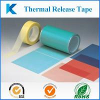 Buy cheap Thermal release adhesive tape, Released by heating (150℃) from Wholesalers