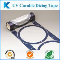 Buy cheap UV release dicing tape for wafers, UV curable adhesive Tape,Backgrinding(BG) Tape from Wholesalers