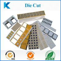 Buy cheap Precision custom die cut adhesive tape solutions from Wholesalers