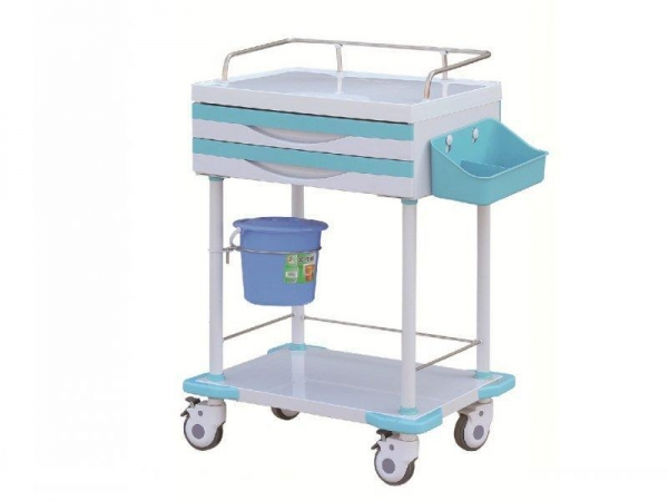 Quality Treatment trolleys/ABS medical treatment carts/medical carts for sale