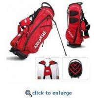 Arkansas Razorbacks Fairway Golf Stand Bag