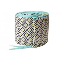 Buy cheap Charcoal Triangle Bumper, Multi by lolli LIVING from Wholesalers