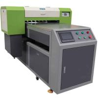 Buy cheap Popular CE for any hard material printing,large size UV printer from Wholesalers