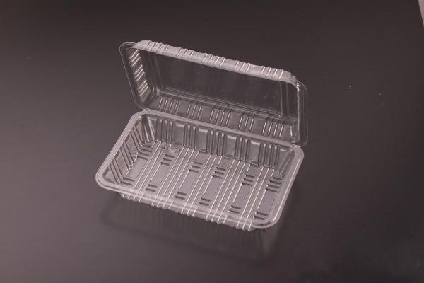 Quality Disposable transparent Sushi box for sale
