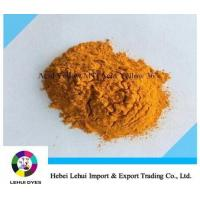 Buy cheap Dyestuff Acid Yellow MT, Acid Yellow 36 from Wholesalers