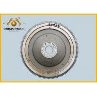 Round Shape Auto Transmission Flywheel , 6WF1 Vehicle Flywheel Isuzu Truck Spare Parts 1123304030