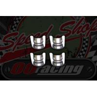 China ENGINES/PARTS Valve. Collets Ace 125cc to 200cc extra hard set of 4 on sale