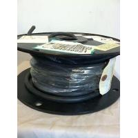 Belden Cable Belden 33304 010 Black Silicone Rubber Lead Appliance Wire 4 AWG 150C 600V 20FT