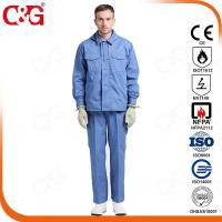 China Microwave Electromagnetic Radiation Protective Clothing on sale