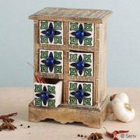 Buy cheap Accents Fleur Mini Chest Item #: 35522 from Wholesalers
