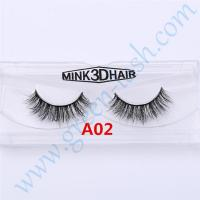 China Mink 3D Lashes With Natural Looking Eyelash Extensions A02 on sale