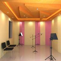Buy cheap Acoustics Panels Polyester Sound Proof Acoustic Wall Panel for Recording Studio from Wholesalers