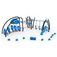 Outdoor Park Equipment Playground Climbing Structures