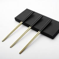 Buy cheap Reusable 304 Stainless Steel Chopsticks for Hotel and Restaurant from wholesalers