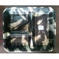 Buy cheap Disposable Microwave Bento Box with Lids Leak Proof Freezer Safe Dishwasher Safe from wholesalers