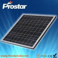 1 Prosatr poly-crystalline 190 watt solar panel with long lifetime PPS190W